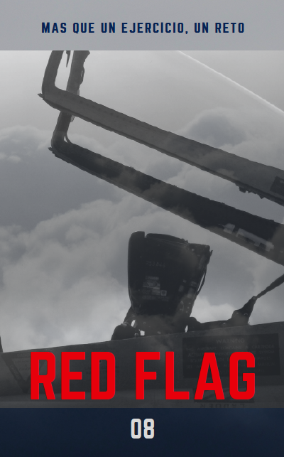 Red Flag 08 cover